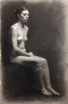 Cecilia Long Pose